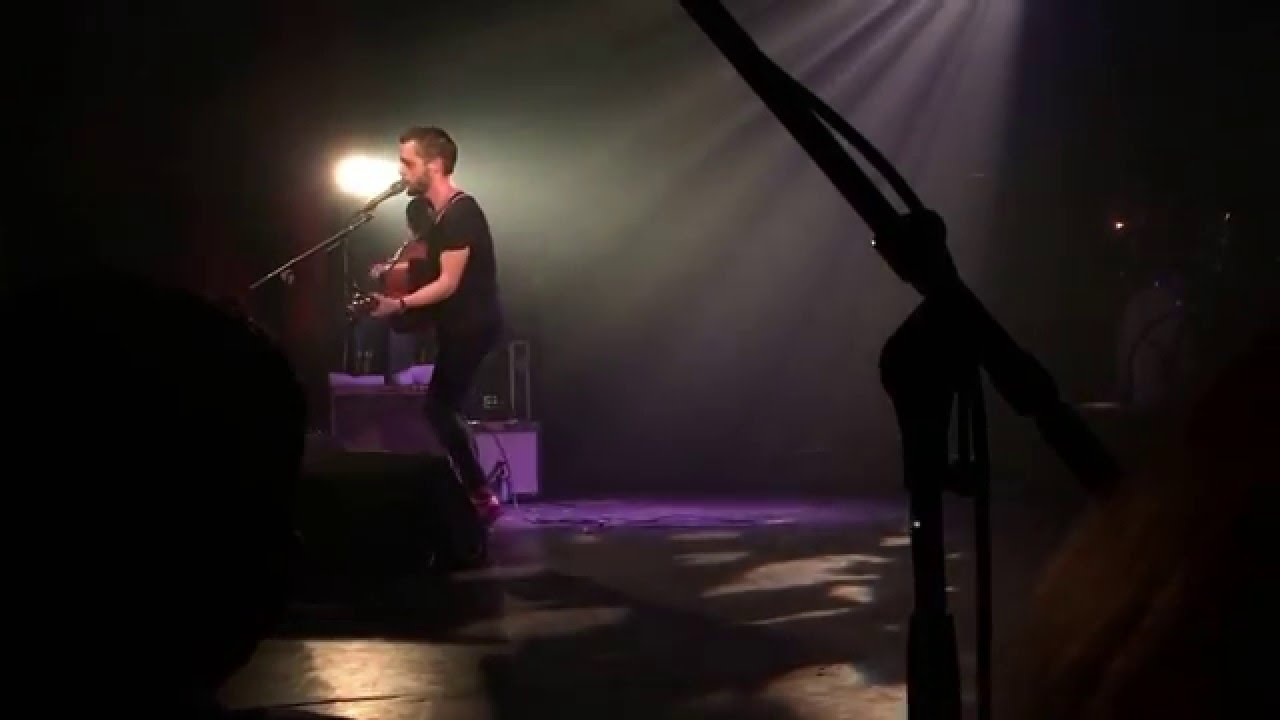 The Tallest Man On Earth The Gardener Live Paris Bataclan 2015 10 17 Youtube