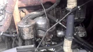 Газ66 дизель д243 переделаный на 245