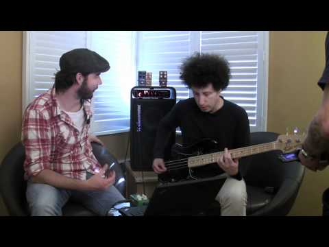 "Justin Meldal-Johnsen ""Bass Nostalgia"" TonePrint"