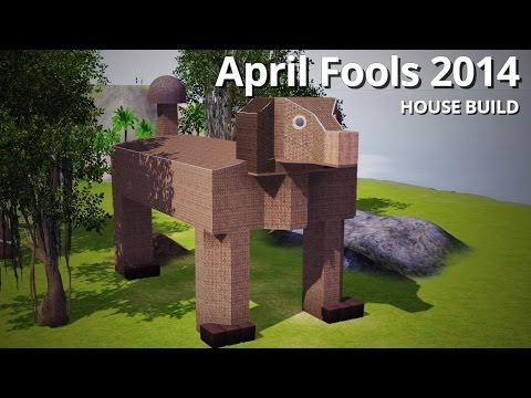 April Fools 2014 - Poodle House