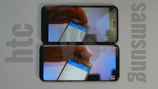HTC U11 vs Samsung S8 plus Veloce e noioso confronto!