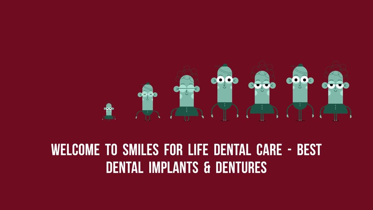 Smiles for Life Dental Care - All On Four Dental Implants