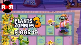 Plants vs Zombies 3 - FLOOR 19 - iOS / Android Gameplay