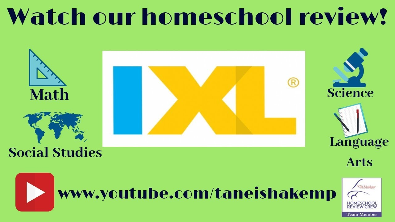 IXL Learning (Homeschool Review)