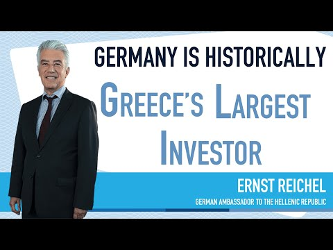 Ernst Reichel, German Ambassador to Greece - Greece Investor Guide (2)