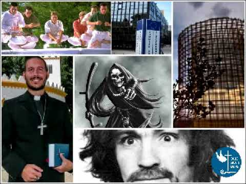 Falso exorcista luterano. Muere oscuro Manson. Santa Muerte = demonio. Esoterismo en museo - RIES
