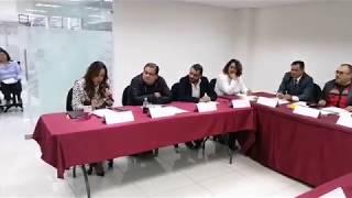 14º Sesión ordinaria del Concejo de la alcaldía Xochimilco - Parte 1