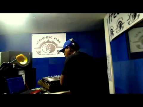 DJ/MC DOLLARS @ FREEKFMLIVE FRIDAYS 8-10PM 14/09/12