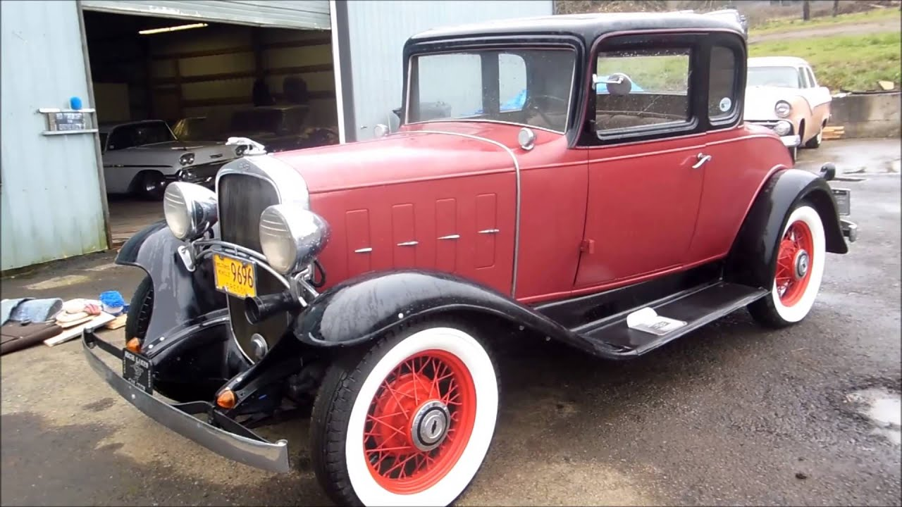 1932 Chevy Coupe - $13,850