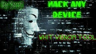 Hack IphoenAndroidAppleWindowLinux With Venommaster On Kali