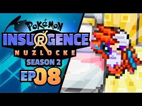 THIS DUDE IS HALF DEOXYS?! - Pokémon Insurgence Nuzlocke (Episode 8)