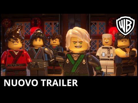 LEGO® NINJAGO® Il film - Nuovo Trailer Italiano streaming vf