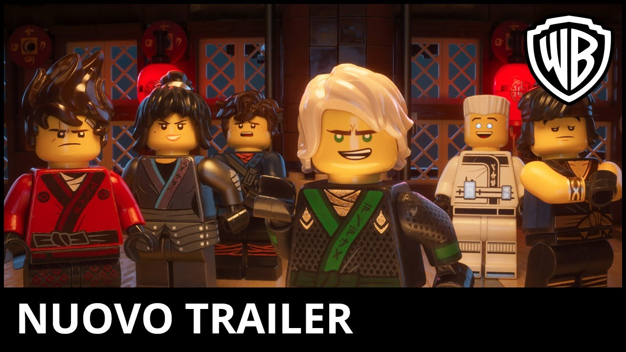 Lego 174 Ninjago 174 Il Film Nuovo Trailer Italiano Youtube