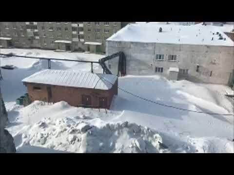 Красноярский край город Дудинка 2018г
