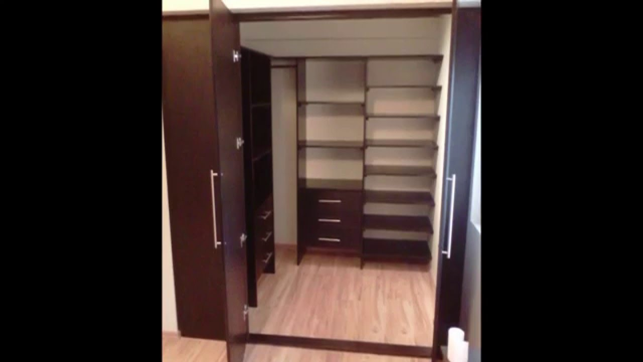 Closets modernos youtube for Diseno de interiores closets modernos