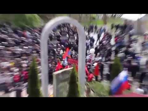 В Сочи прошел митинг посвящённый 100-летию Геноцида армян в Османской империи