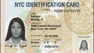 Як отримати New York ID card (IDNYC). Нью-Йорк ай ді кард