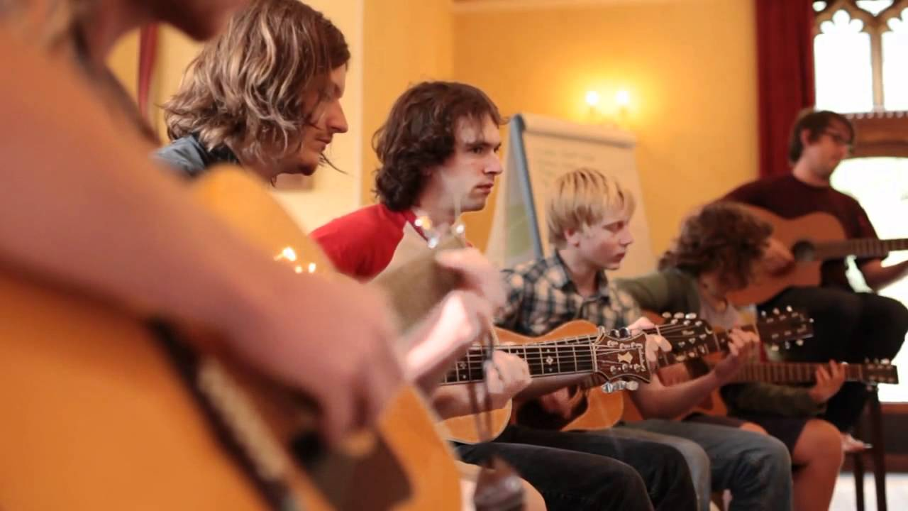 Somerset Young Musicians at Halsway Manor 2011