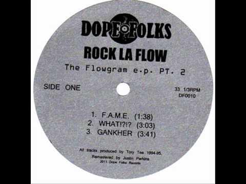 ROCK LA FLOW - WHAT!?!? ( rare 199? OR rap )