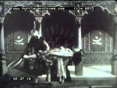 Vanishing Lady And Others, 1890's - Film 6815