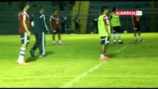 #AlbirrojaEnCostaRica - Segundo entrenamiento del DT Ramón Díaz