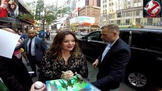 CelebELIs NYC: Ghostbusters Cast
