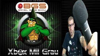 Entrevista XBOX MIL GRAU- BRASL GAME SHOW 2017