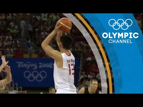 Yao Ming: Being China's First Superstar Olympian | Coming…