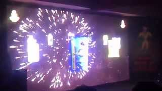 3D LED Screen 3MM Curved Indoor Outdoor Mumbai Pune Gujarat Event Exhibition Advertisement Promotion