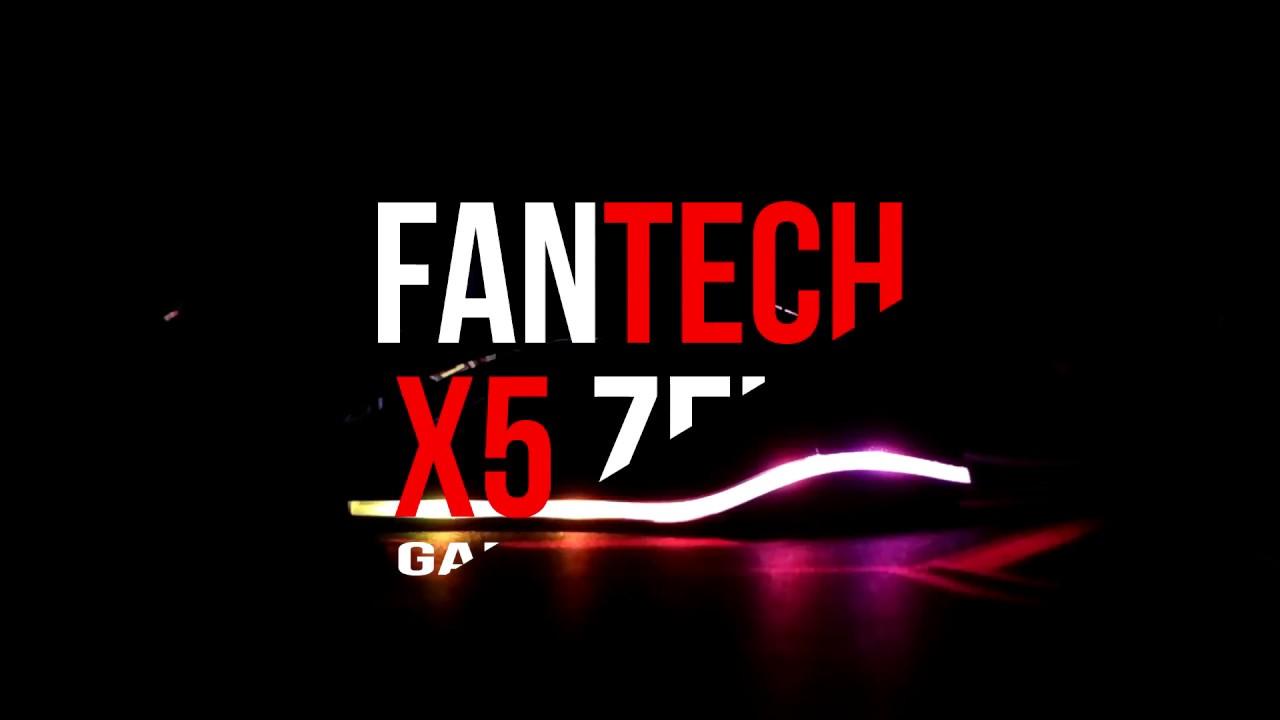 Fantech Mouse Gaming Macro X3 Varus Gratis Mousepad Mp35 Loose Pack Atau Tanpa Packing X5 Zeus