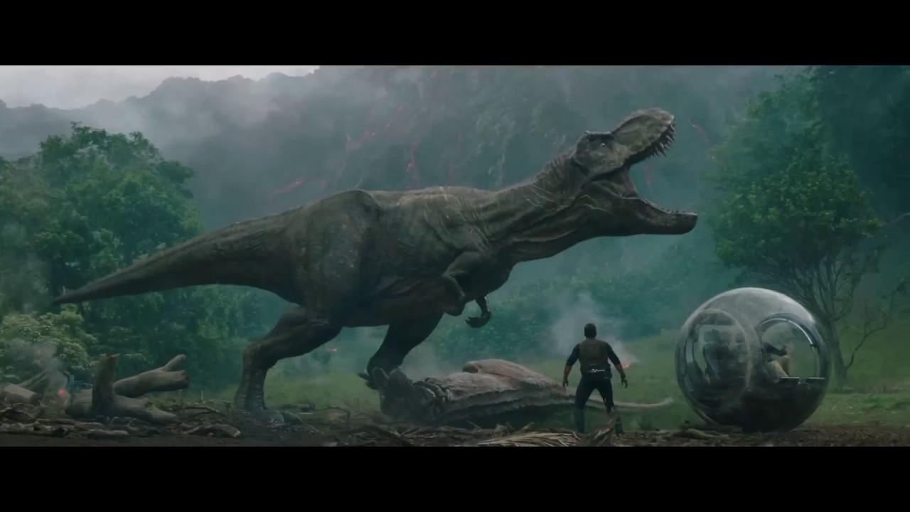 Jurassic World Fallen Kingdom Telugu Trailer June 2018 Youtube