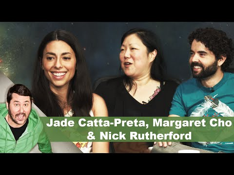 Jade CattaPreta, Margaret Cho, & Nick Rutherford  Getting Doug with High