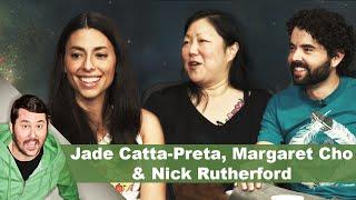 Jade Catta-Preta, Margaret Cho, & Nick Rutherford   Getting Doug with High