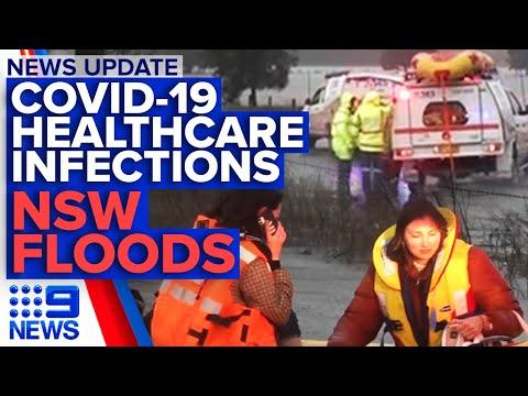 News: Coronavirus Update And Health Alerts, NSW Flood Emergency | 9News Australia