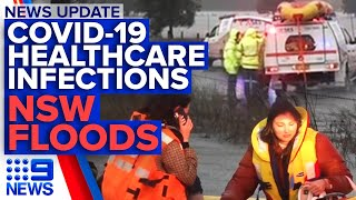 News: Coronavirus update and health alerts, NSW flood emergency | 9News Australia
