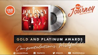 """Wishful 5's """"Wishful Journey"""" Debut Album, Now Certified Gold and Platinum!"""