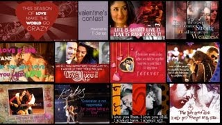 Romantic Love Messages By Valentine's Day Contest Winners ♥ SHARE MESSAGES SPREAD LOVE ♥