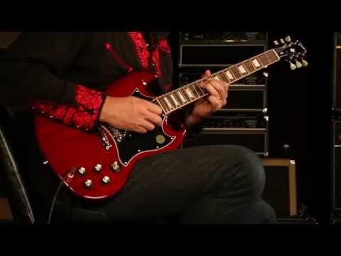 Gibson SG Standard 120  •  SN: 140083128