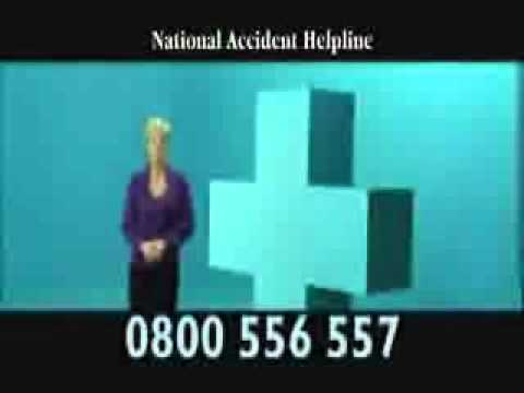 National Accident Helpline Car Accident Edition Youtube