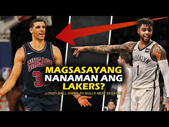 Paalam Lonzo Ball na nga ba Next Season? | Bagong Sasayangin ng Lakers? | Lonzo Ball Trade!