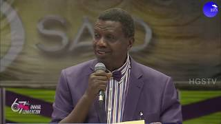 PASTOR EA ADEBOYE SERMON  DAY 4 RCCG HOLY GHOST CONVENTION 2019 - HD