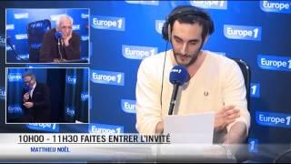 Mattieu Noël - Matounet inconsolable après PSG-OM