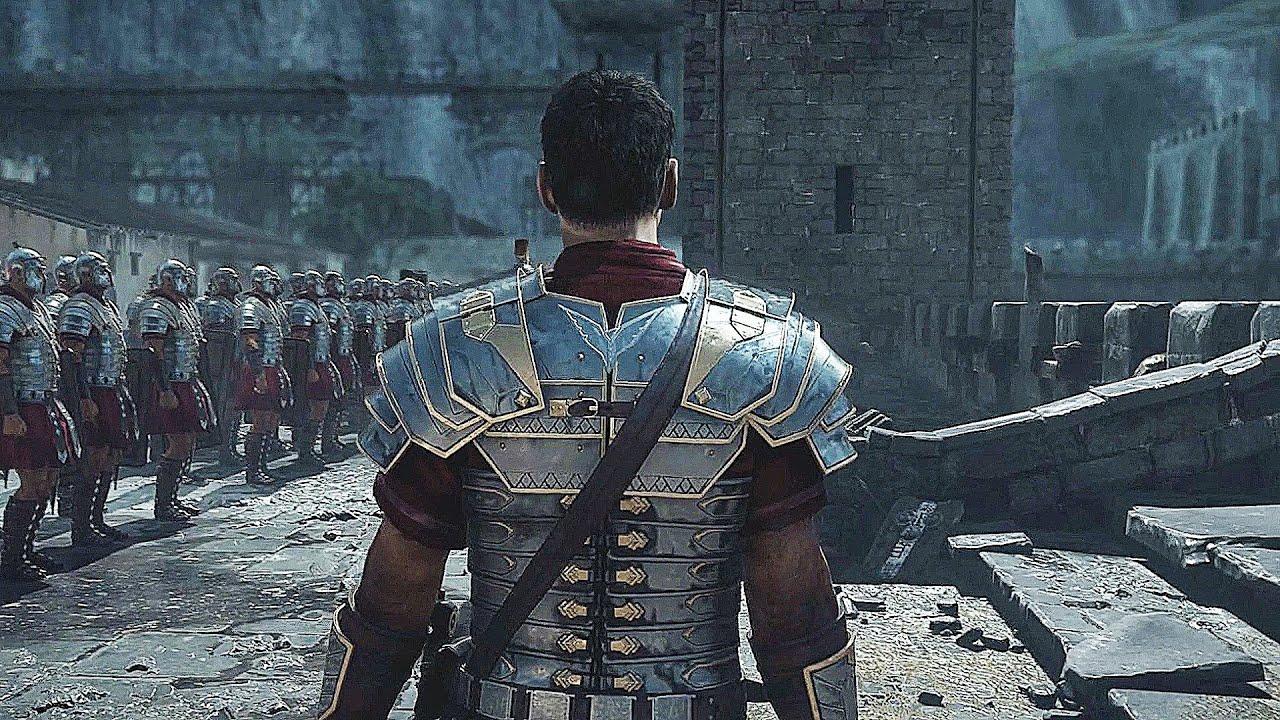 Download Ryse Son of Rome Full Movie All Cutscenes HD - Roman Empire