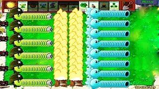 99999 Football Zombie vs Dr. Zomboss vs Gargantuar Plants vs Zombies