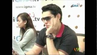 iGMA Live Chat with Richard Gutierrez, Isabel Oli and Michelle Madrigal Part 1