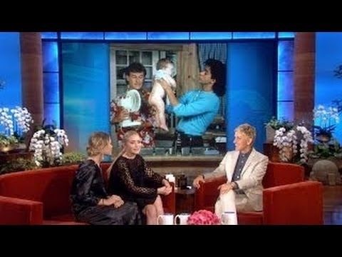 Mary Kate and Ashley Olsen Discuss 'Full House' on ellen shows