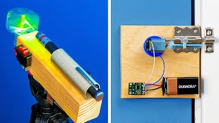 15 COOL inventions TO MAKE YOUR HOME SMARTER
