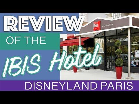 Hotel Ibis Marne La Vallée Champs | Budget Hotel Near Disneyland Paris