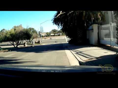 Malibu Canyon drive