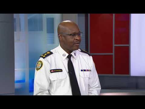 Toronto police chief updates on shooting investigation